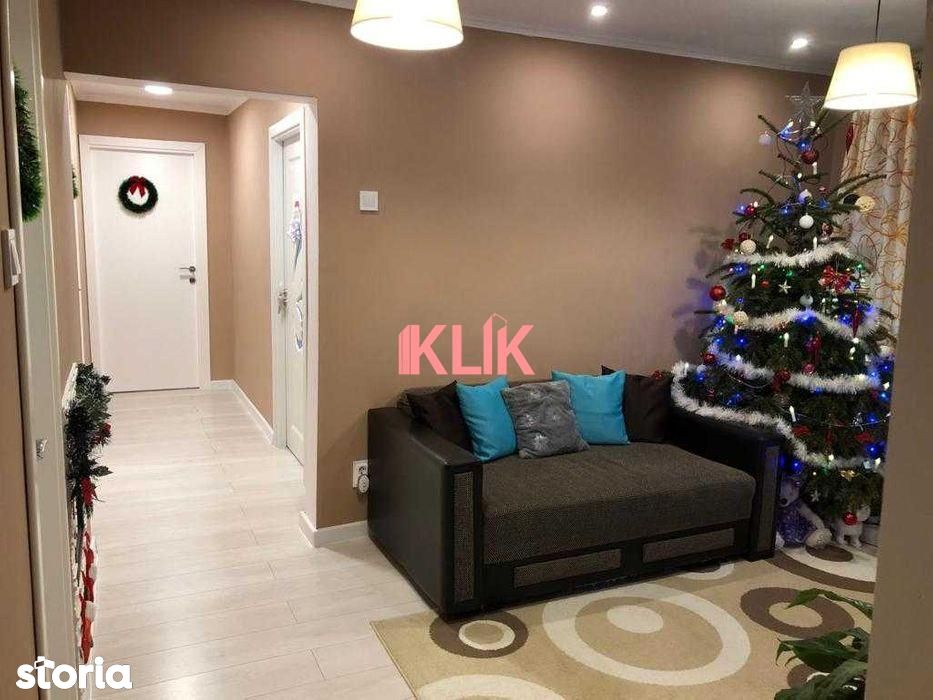Apartament 4 camere decomandat superfinisat zona Kaufland Manstur