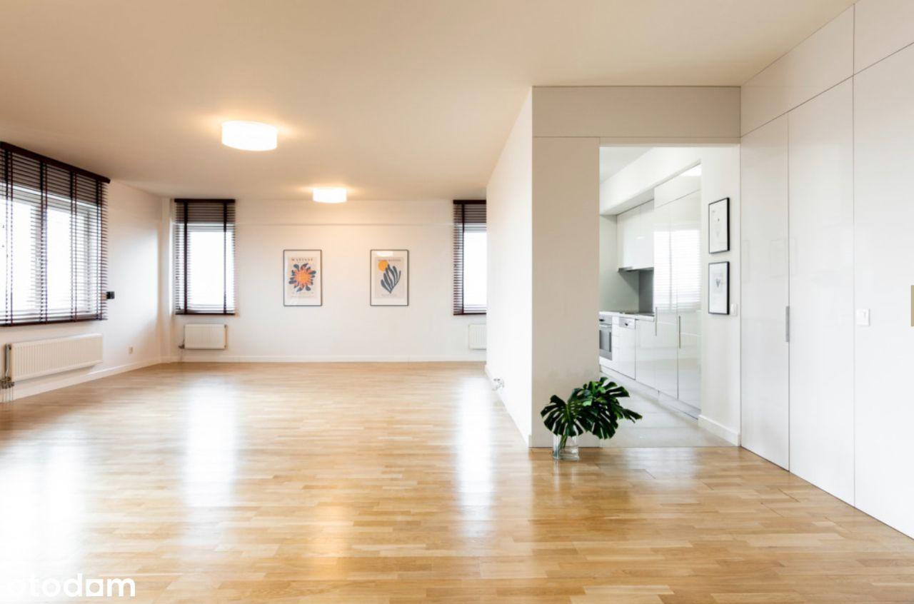 Wyjątkowy oraz przestronny apartament Wilanów