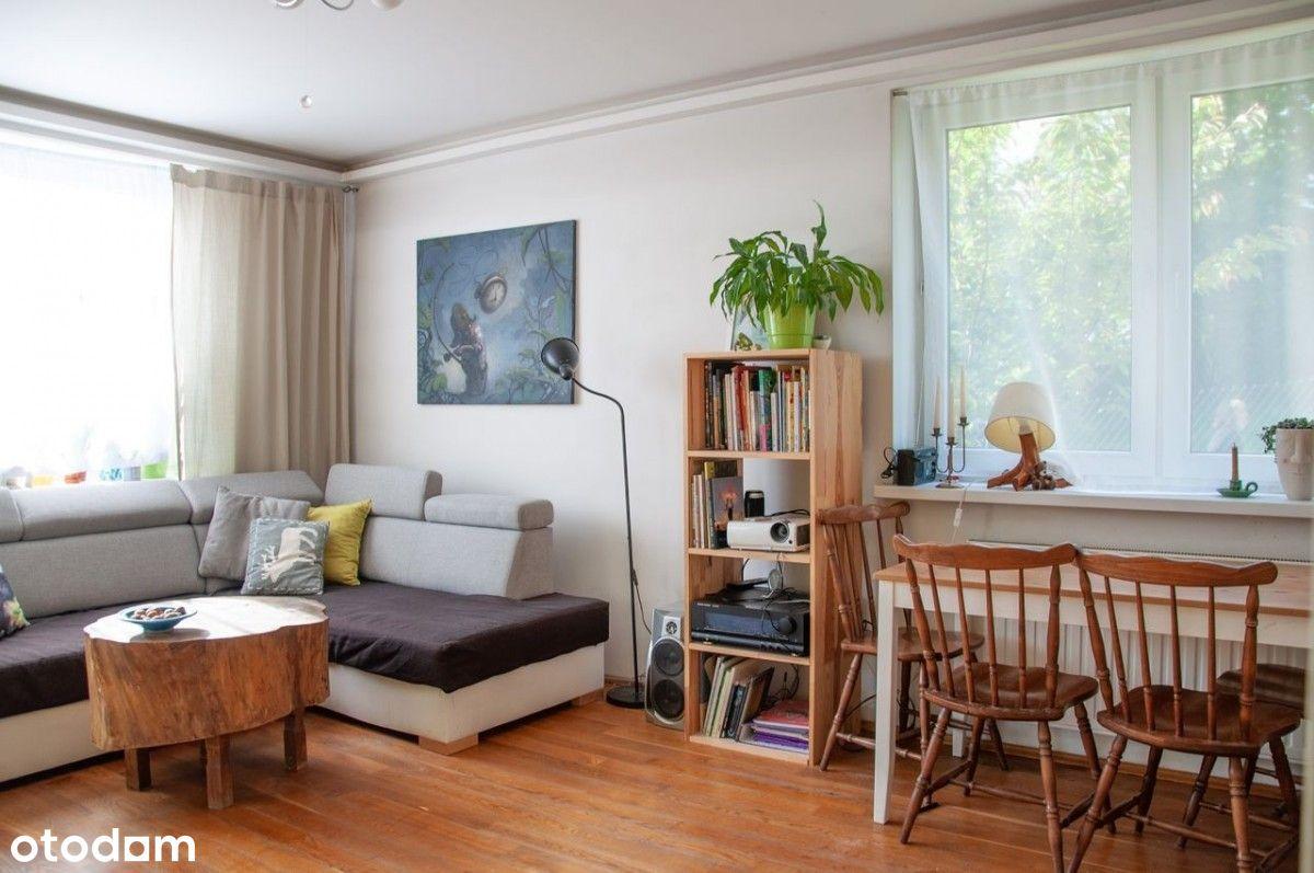 W cenie mieszkania 2 piwnice i garaż