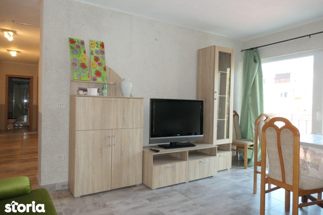 Apartament 3 camere decomandat, bloc nou, termotecă, centru - Podgoria