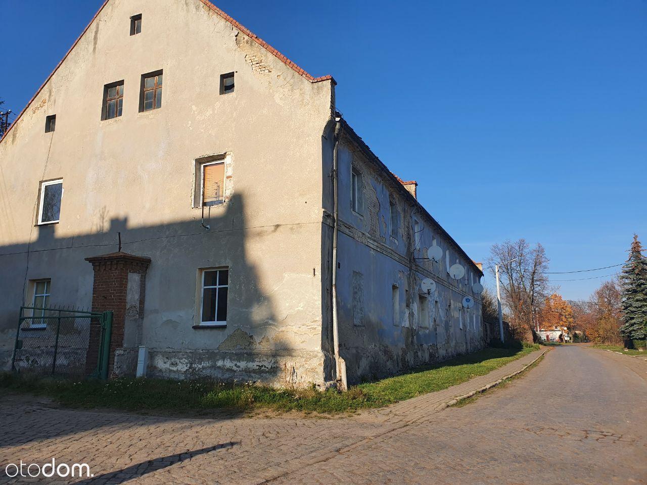 Mieszkanie na wsi do remontu, 10 min od Strzelina