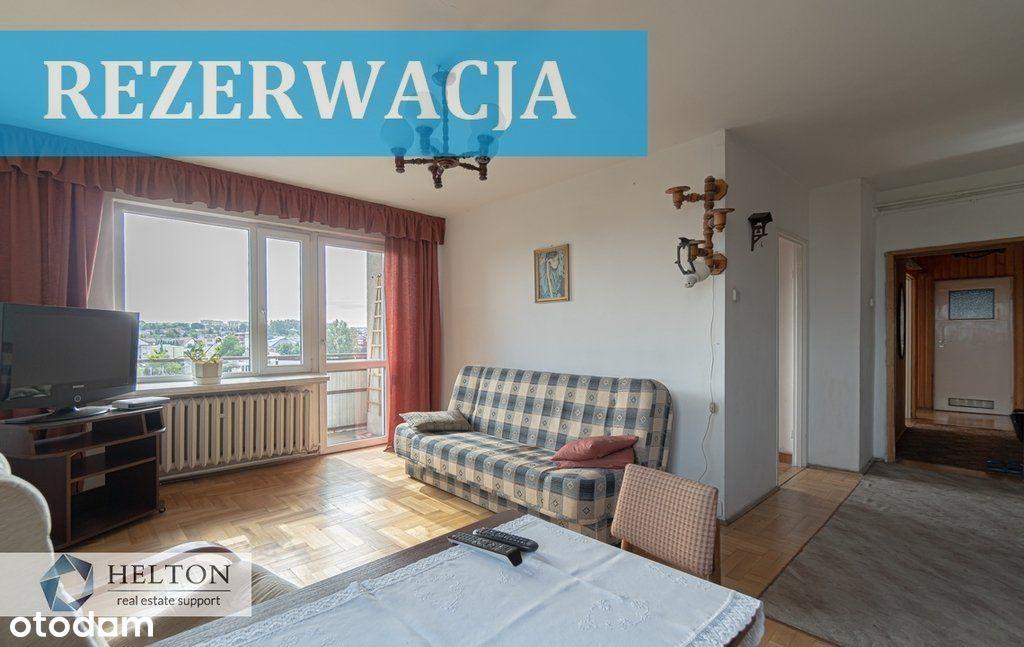 3 pok|63 m2|8 piętro Nowa Cena!