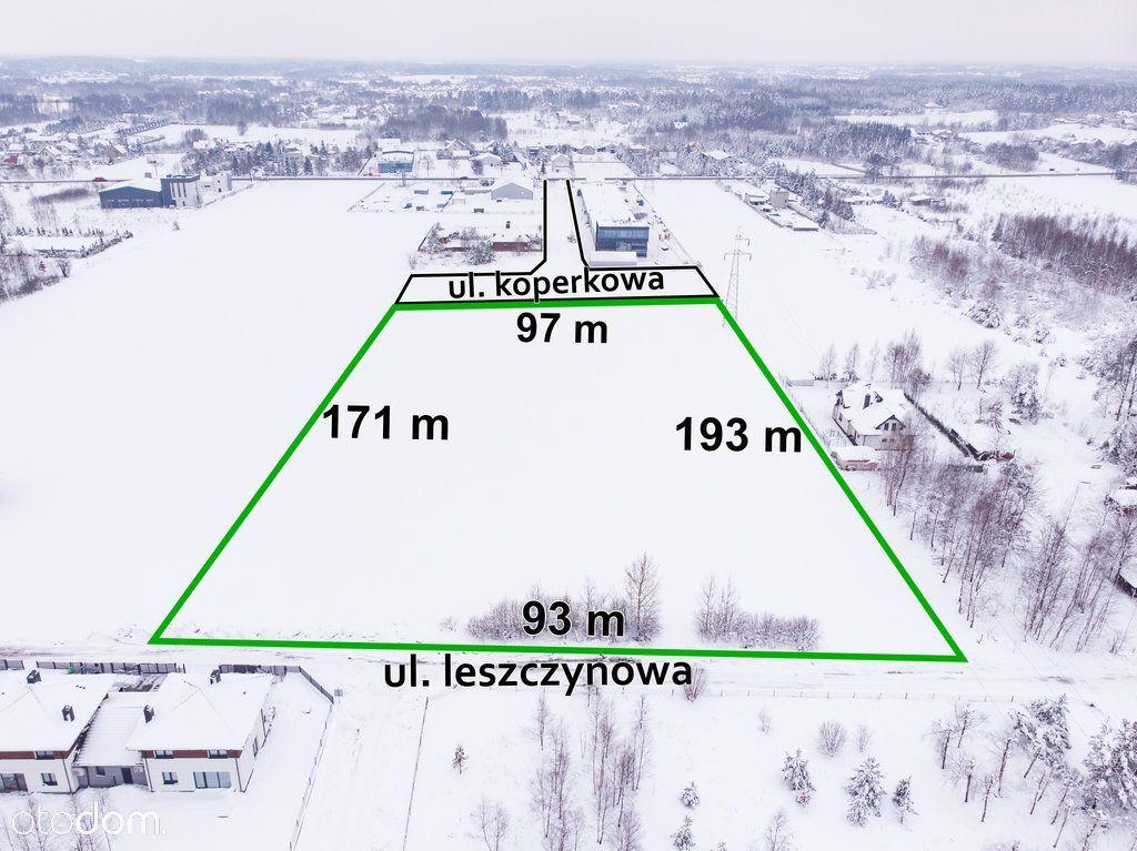 Działka, 17 310 m², Grabówka