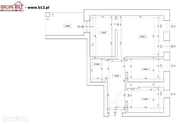 3 pokoje, 34.5 m2, Ruczaj, Krokusowa, piętro 6 z 8