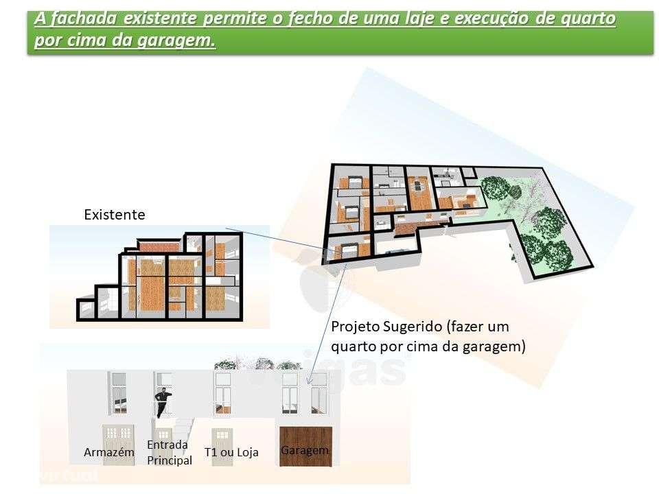 Moradia para comprar, Santarém (Marvila), Santa Iria da Ribeira de Santarém, Santarém (São Salvador) e Santarém (São Nicolau), Santarém - Foto 12