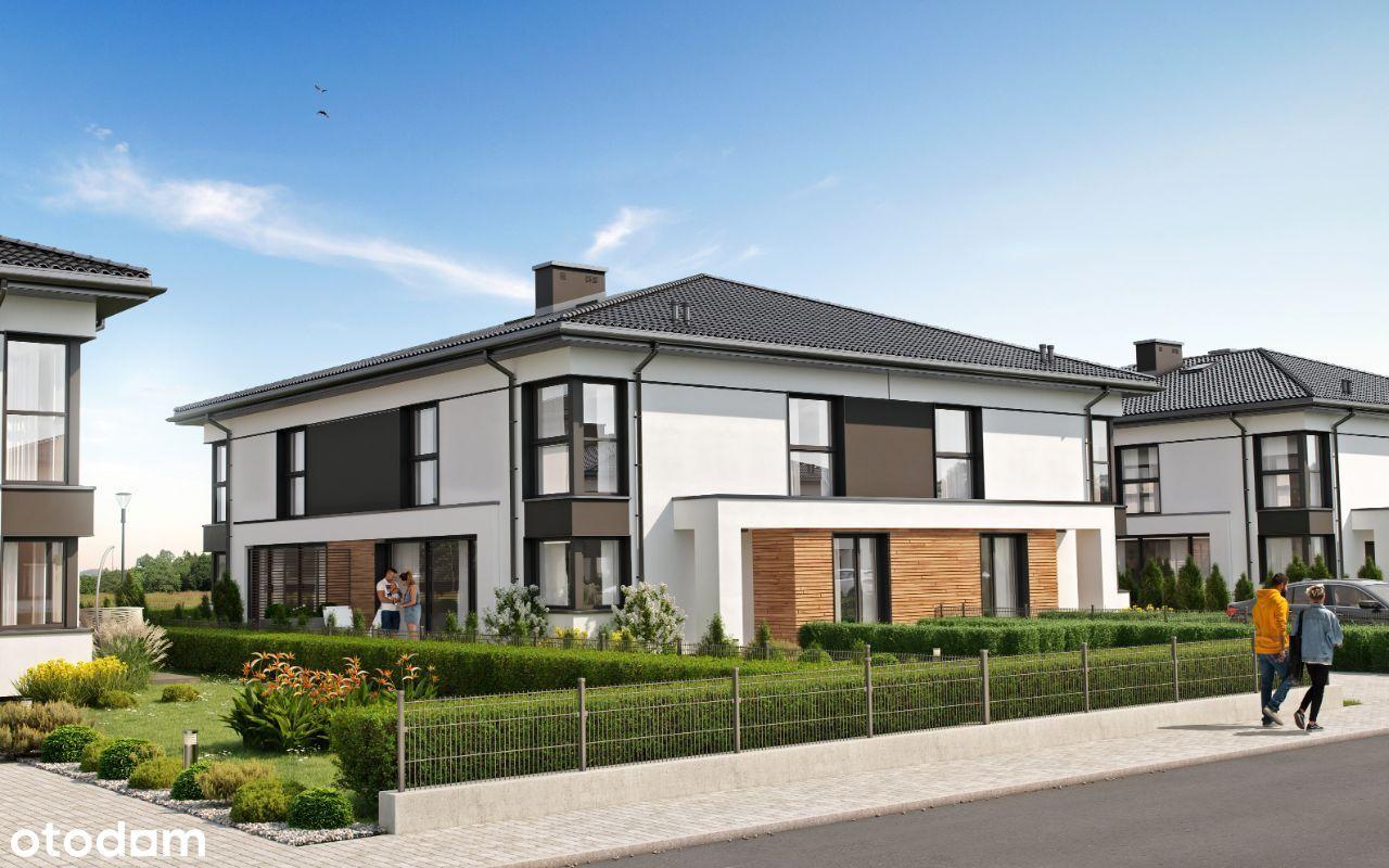 Domy w cenie mieszkania w Grabówce -120 m2 -