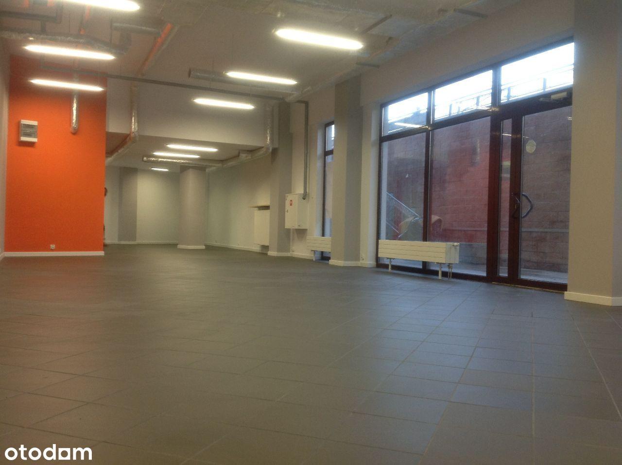 Lokal usługowy 131 m2, na biuro, usługi, handel
