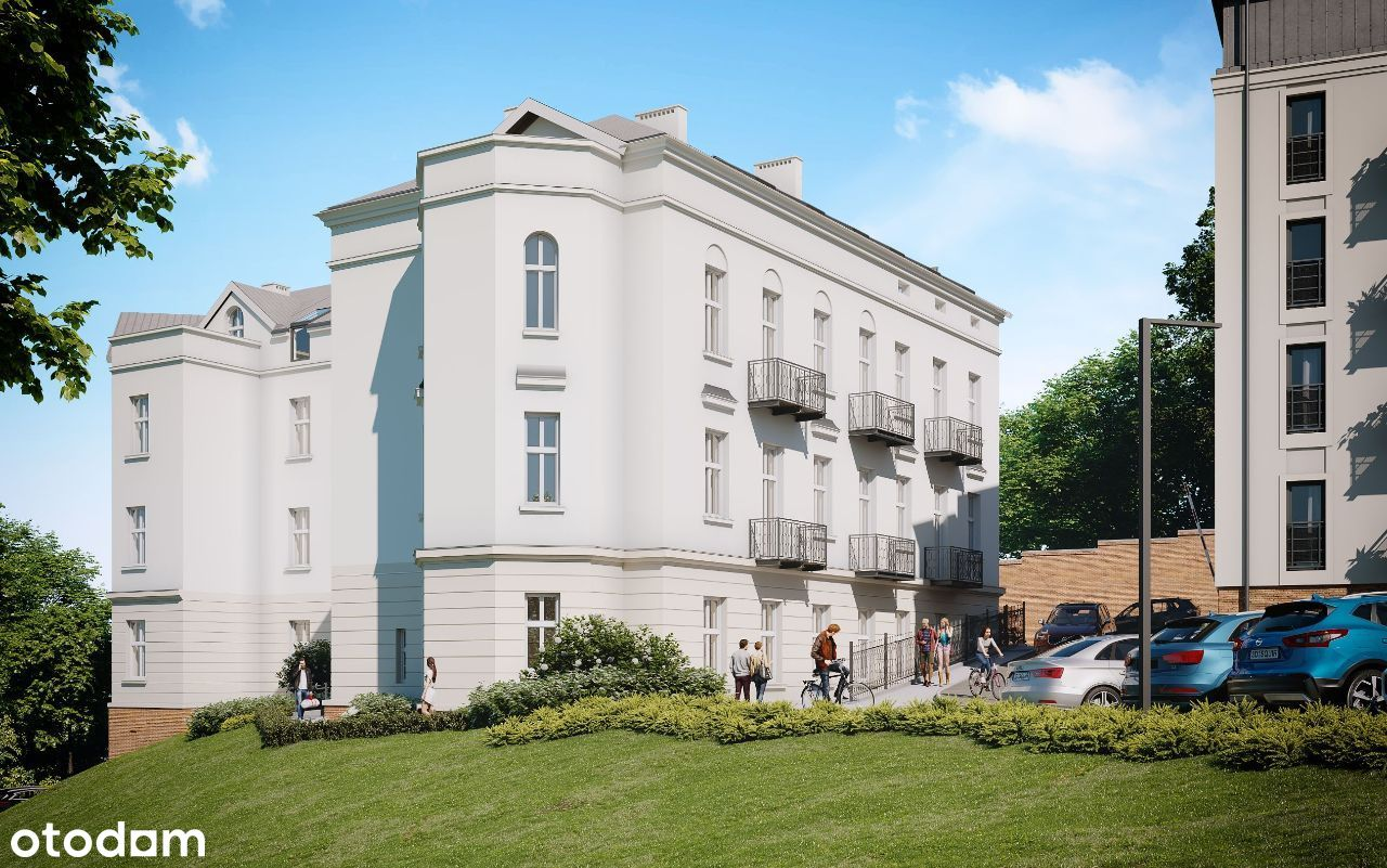 Mieszkanie w Inwestycji Tatarska 4 - 51,40 m2