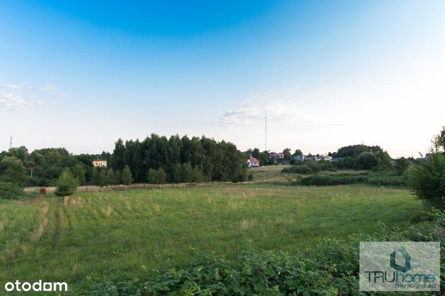 Działka z pięknym widokiem, Mysłowice Morgi