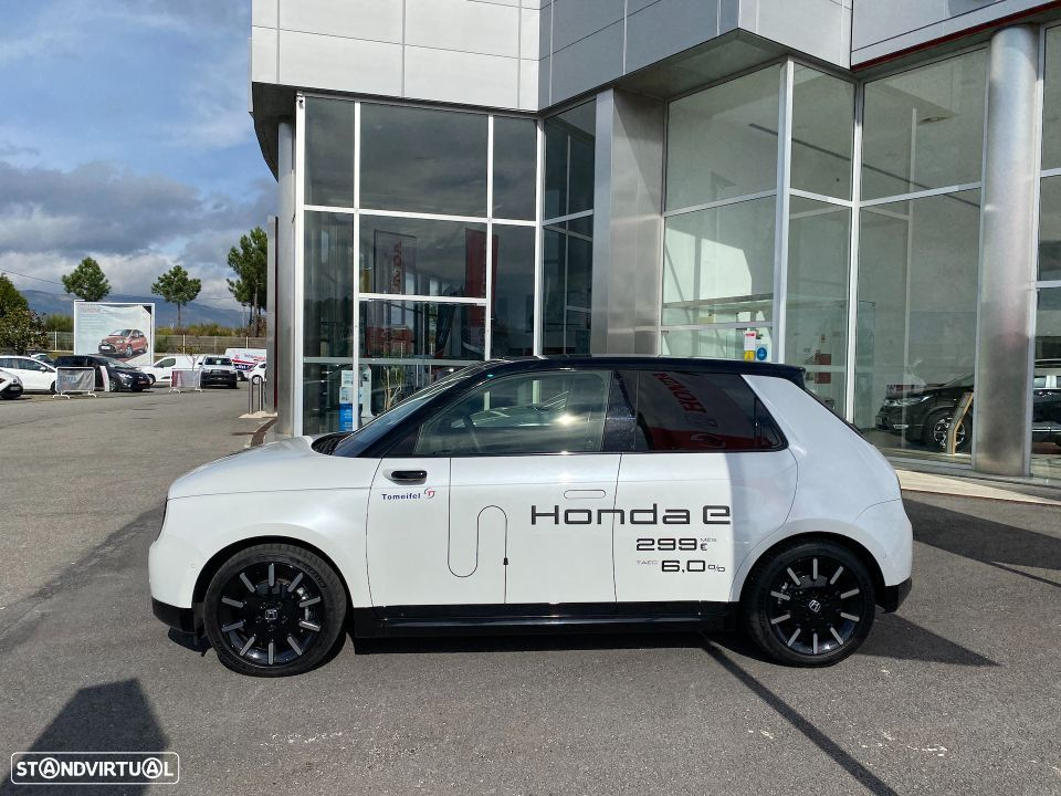 Honda e Advance - 1