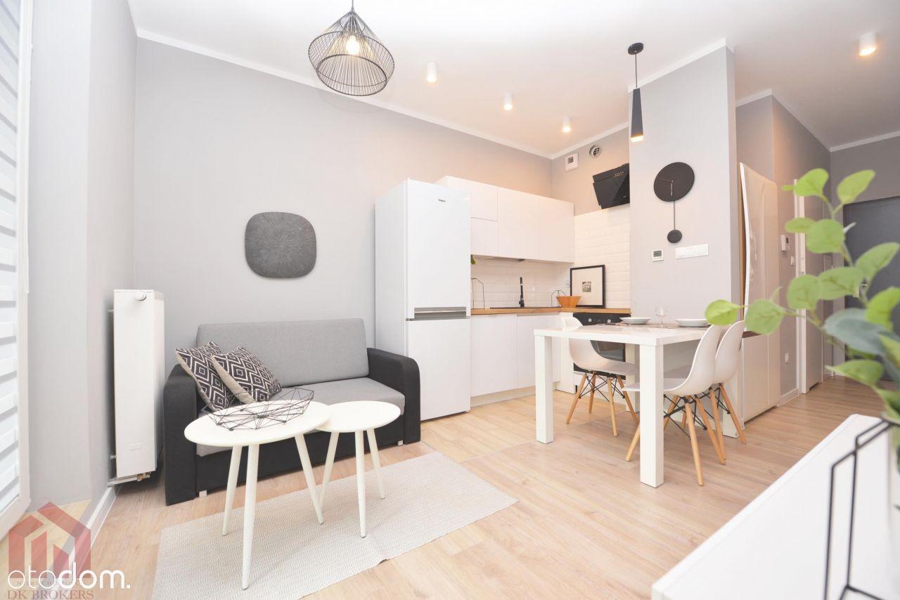 mieszkanie na 13 piętrze Bulwary Park