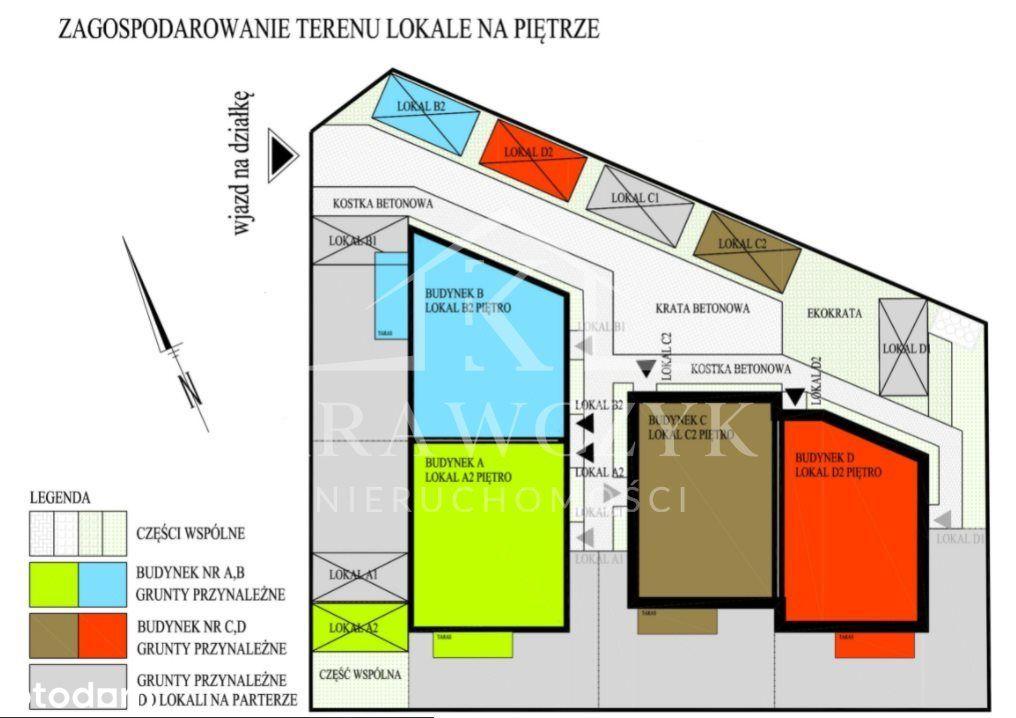 Apartamen w Mierzynie za 6900 zł./m2 z tarasem