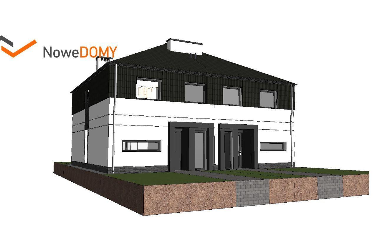 Nowe domy na Szczecin - Mierzyn