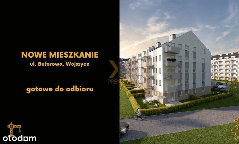 Nowe mieszkanie, gotowe do odbioru | Wojszyce