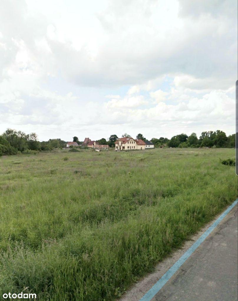 Działka bud. Ozorowice