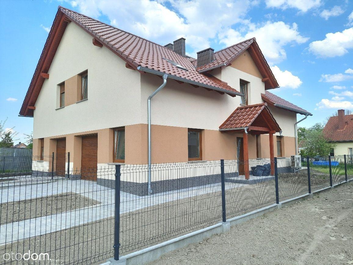 Dom 110 m2 + garaż WYSOKI stan deweloperski OKAZJA