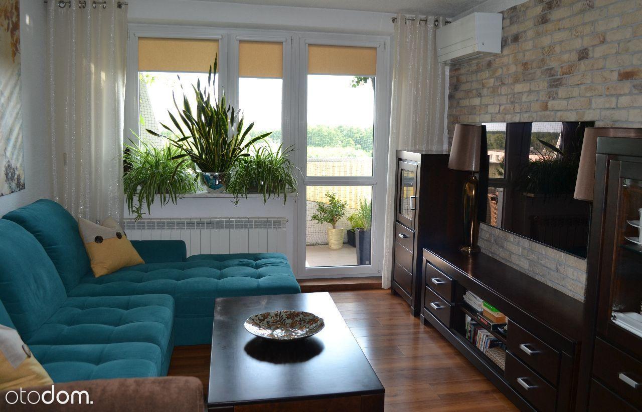 ładne mieszkanie 3 pokoje, 63 m2, klimatyzacja