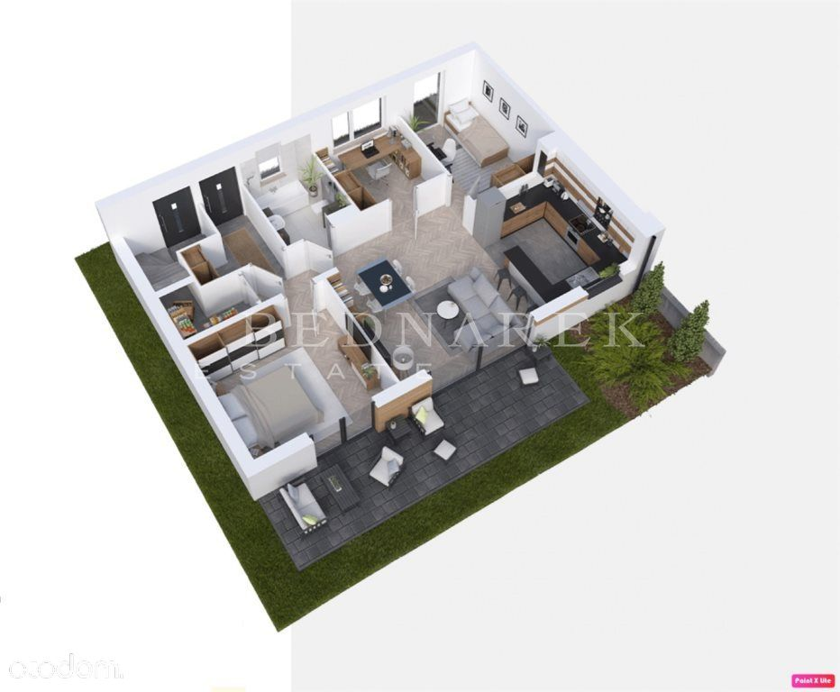 Mikołów wyjątkowe mieszkania z ogródkiem