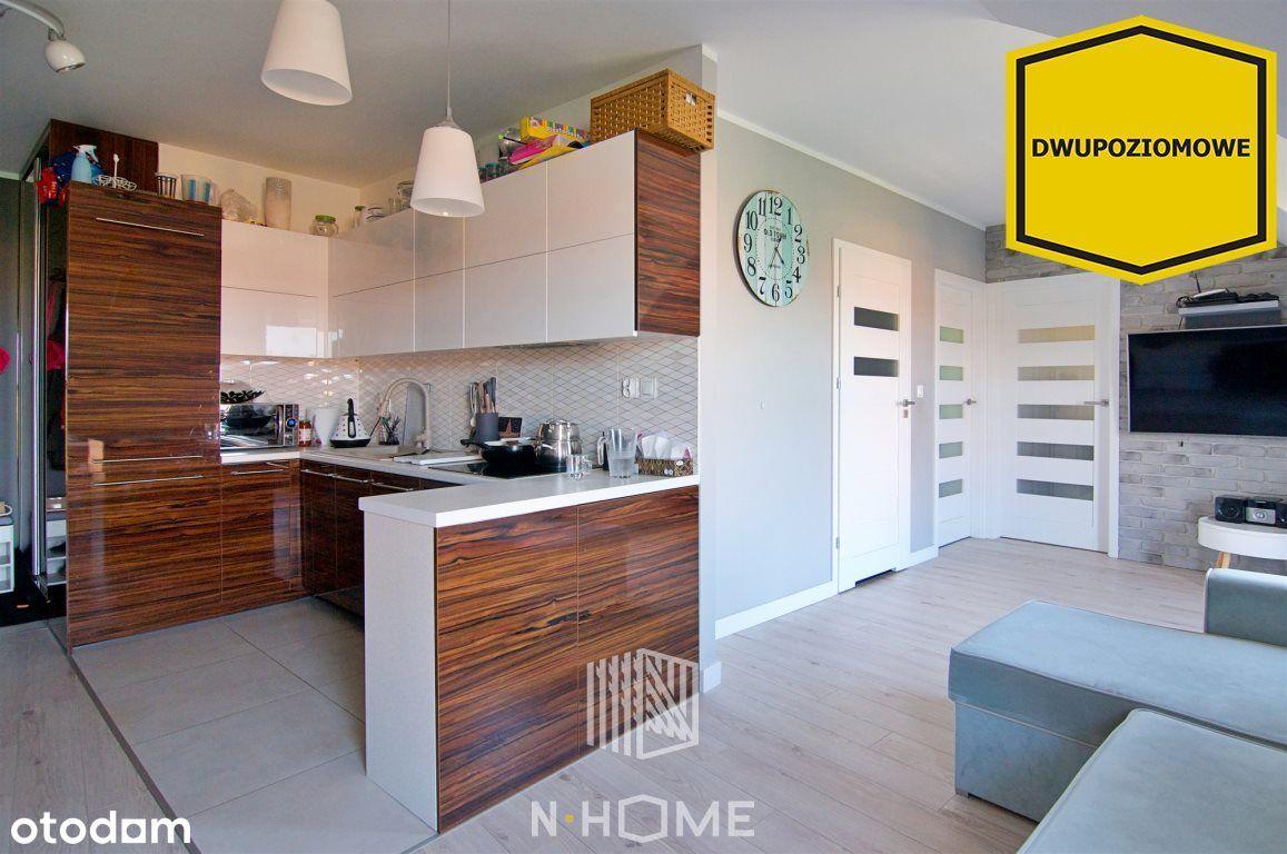 Apartament - 2 poziomy - 2 tarasy - Krzyki