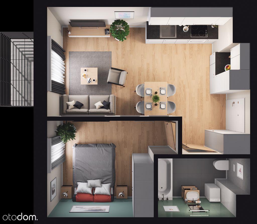Ostatnie dwa pokoje przy lesie na wiosnę 2022r