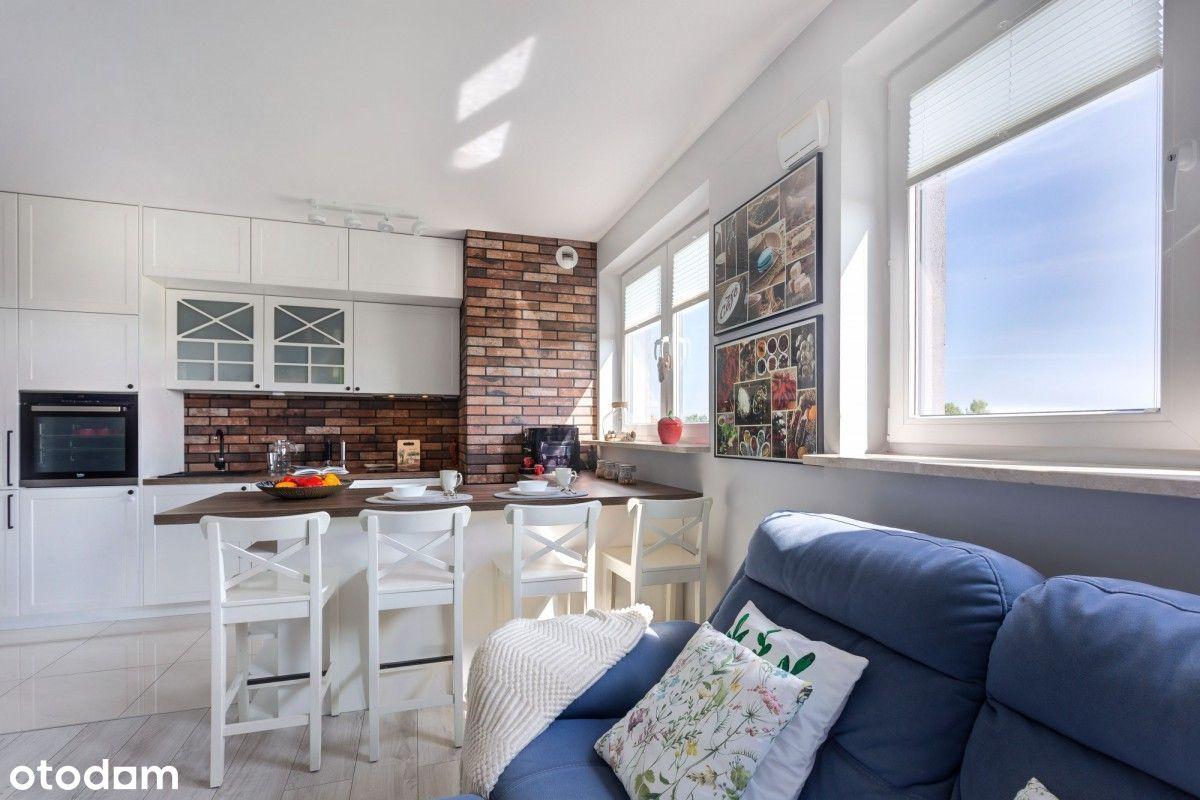 3-pokojowe, atrakcyjne i kompaktowe mieszkanie