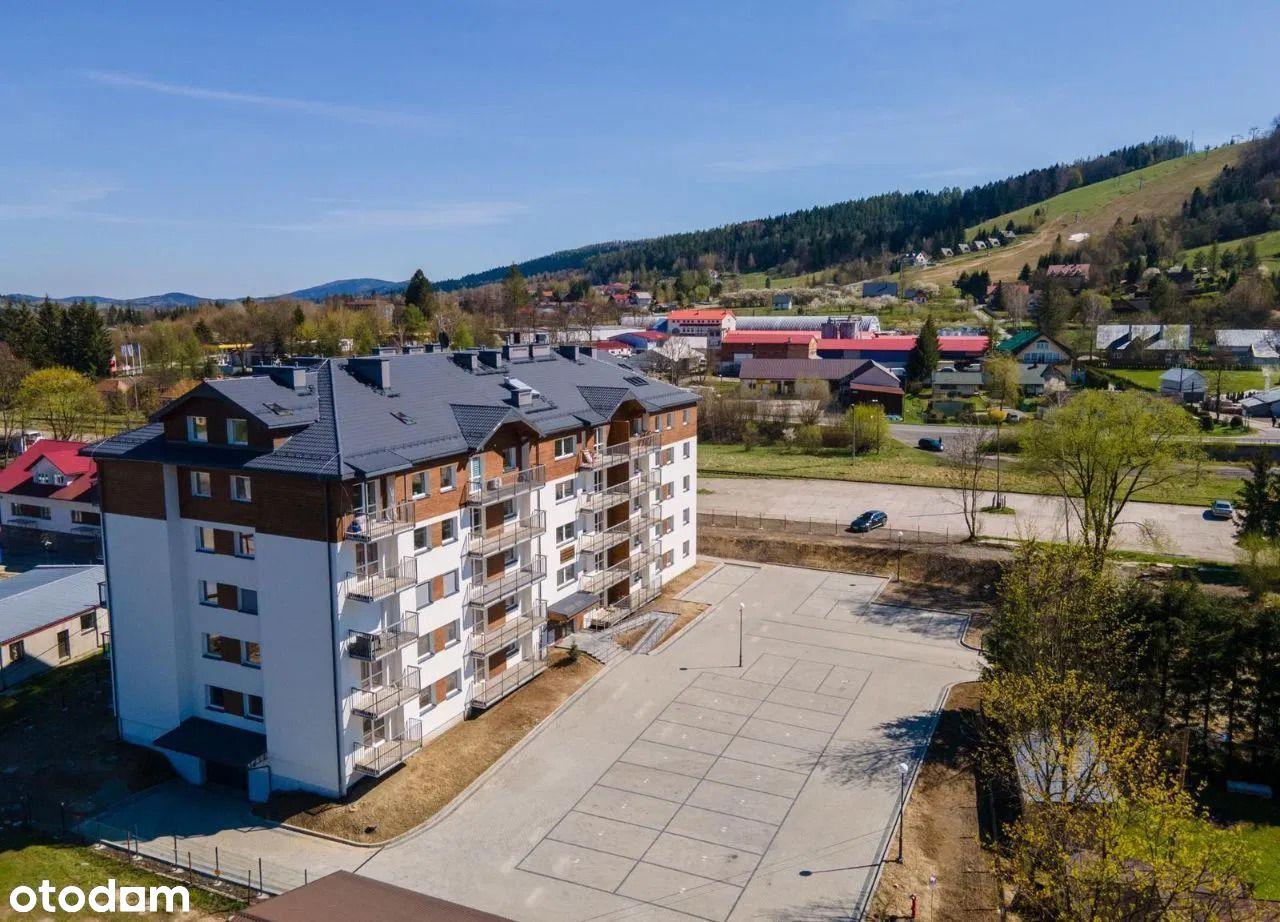 Słoneczne mieszkanie w Ustrzykach/Bieszczady