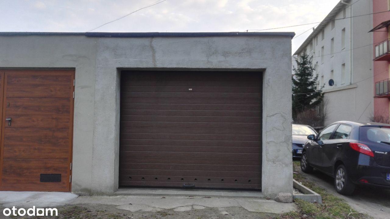 Garaż Wrzeszcz Danusi / Waryńskiego