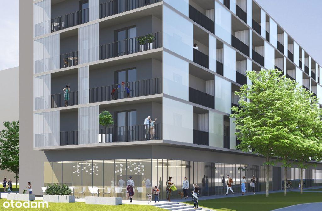 Mieszkanie 2 pokojowe na nowoczesnym osiedlu, na R