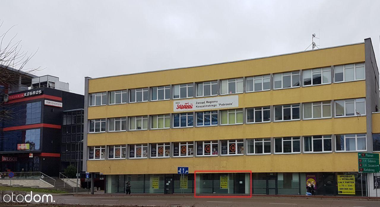 Lokal handlowo-usługowy, Koszalin