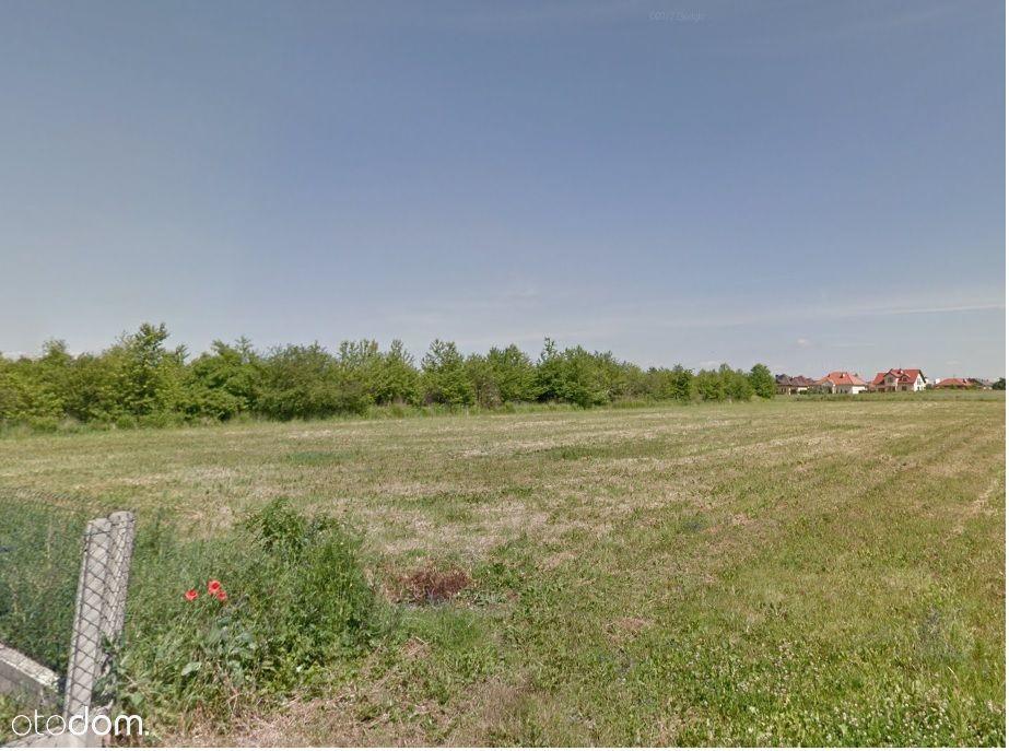 Działka w pobliżu ul. Strzyżowskiej, Przeworskiej
