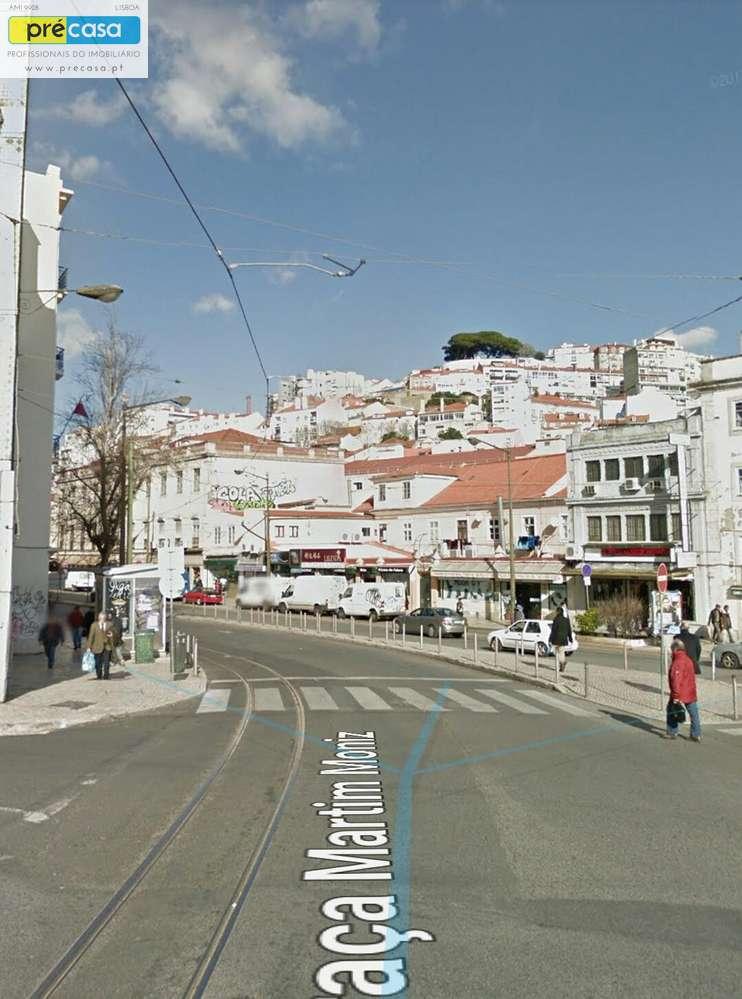 Prédio para arrendar, Arroios, Lisboa - Foto 1