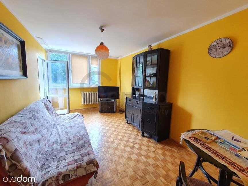 3 pokoje, I piętro, balkon. Osiedle!
