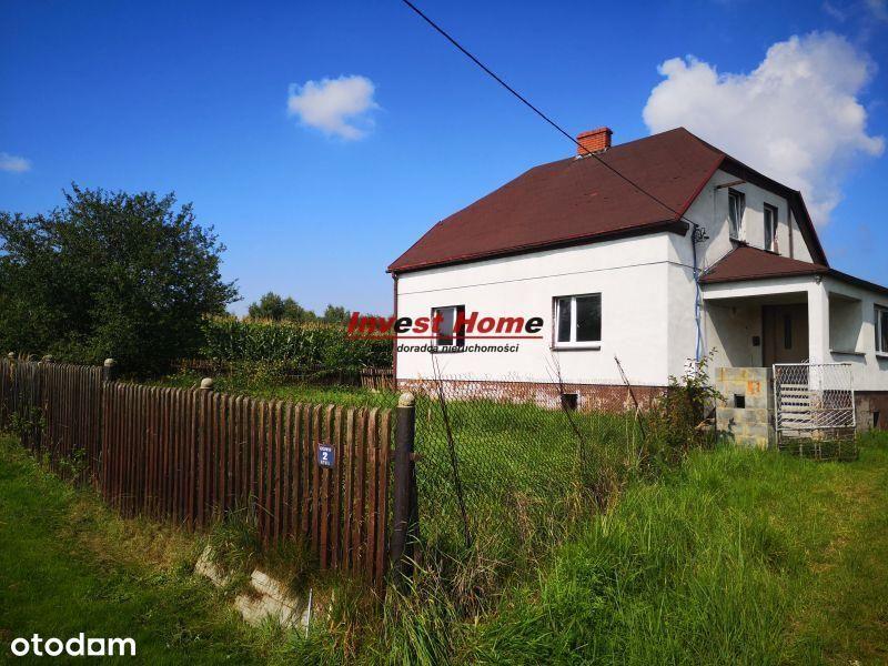 Dom niska cena za metr kwadratowy.