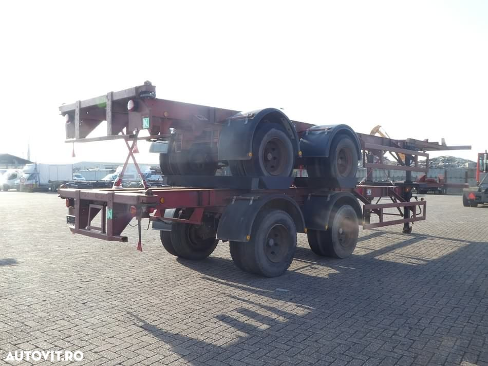 Pacton 40 FT 2 AXLES BPW - 2