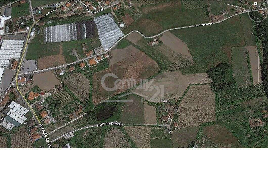 Terreno para comprar, Carreira e Bente, Braga - Foto 2