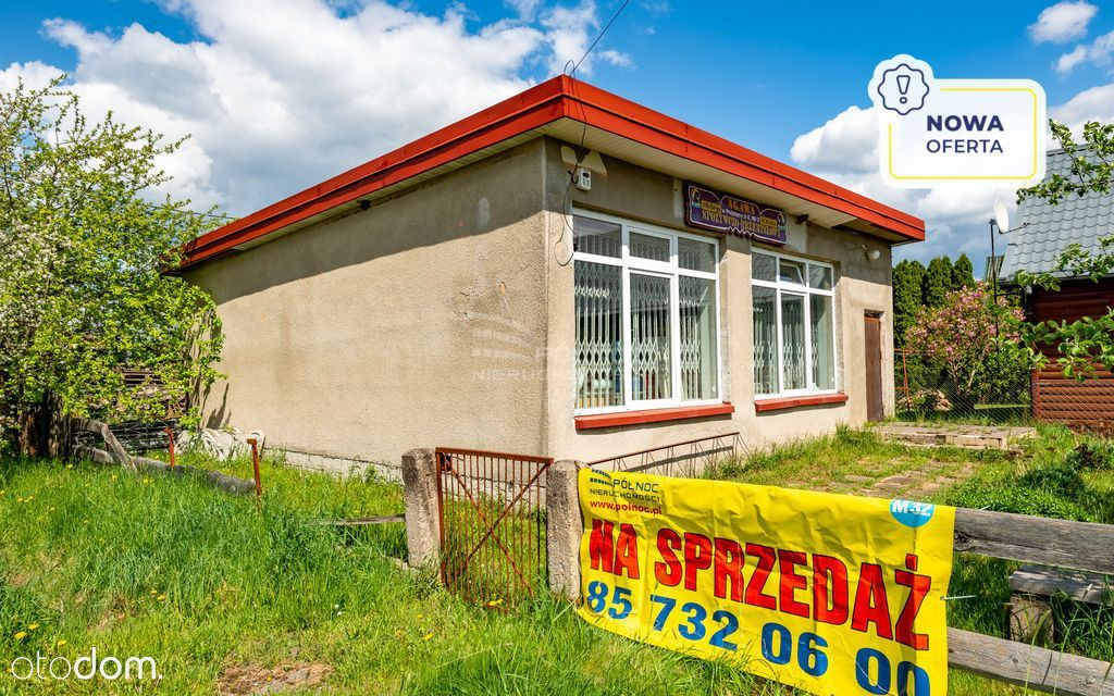 Dom, 70,90 m², Białowieża