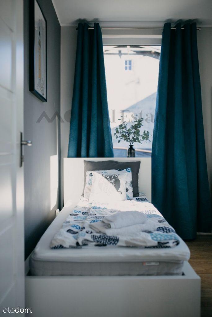 Mieszkanie z czterema sypialniami