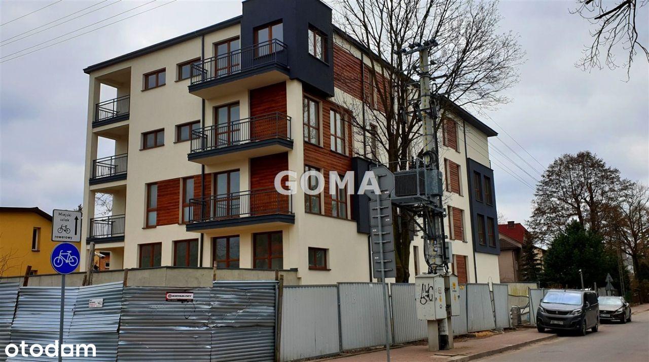 Centrum Zielonki, 3p. mieszkanie 3 pok. z loggią