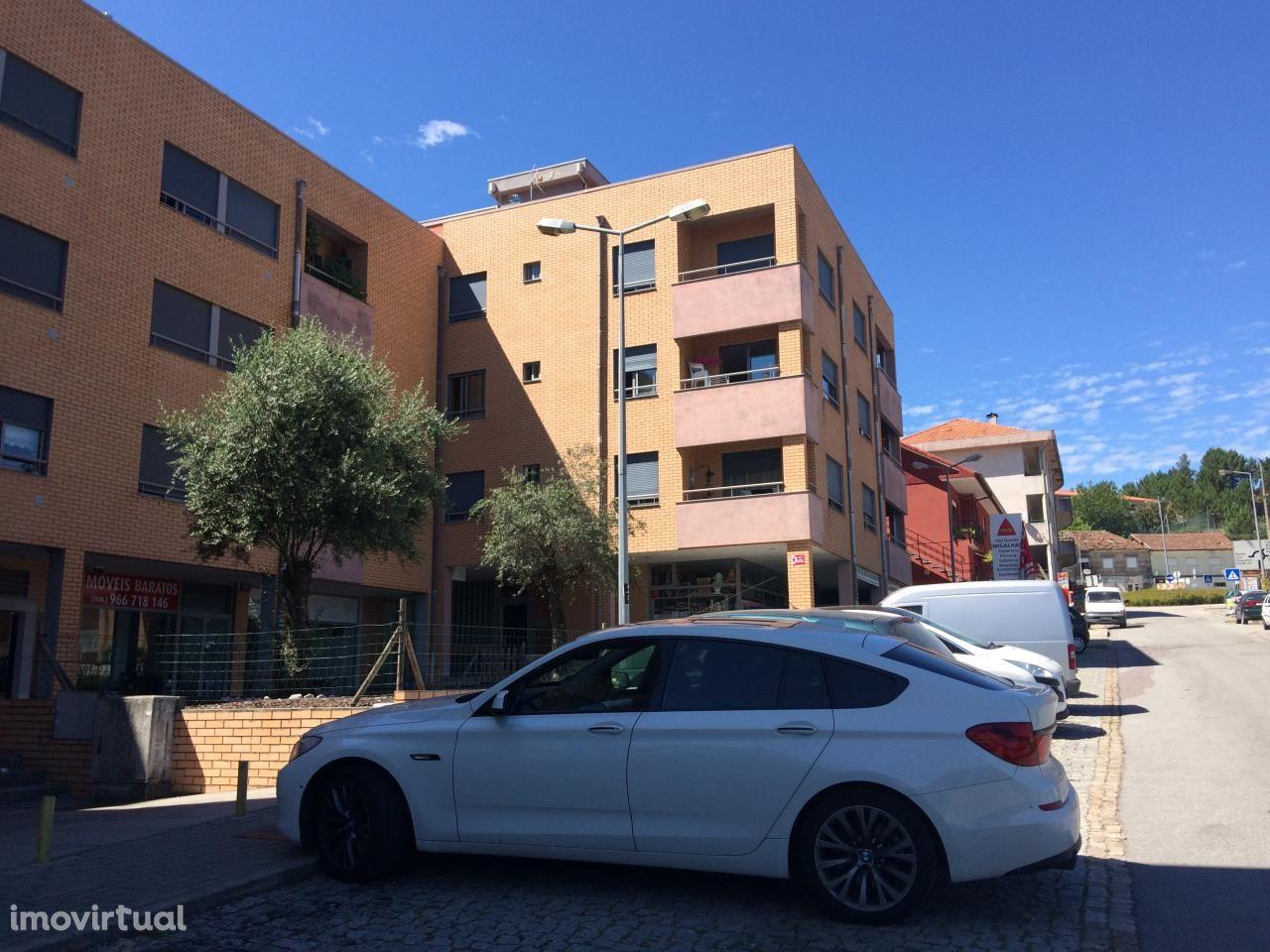 Apartamento T2 no centro de Fervença, Celorico de Basto
