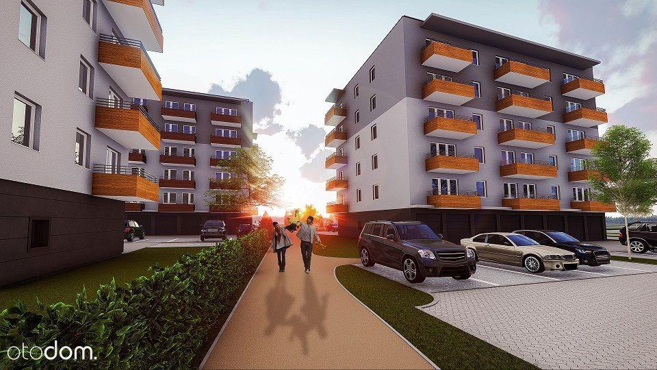 Nowa inwestycja, mieszkania na Osiedlu Dębowym