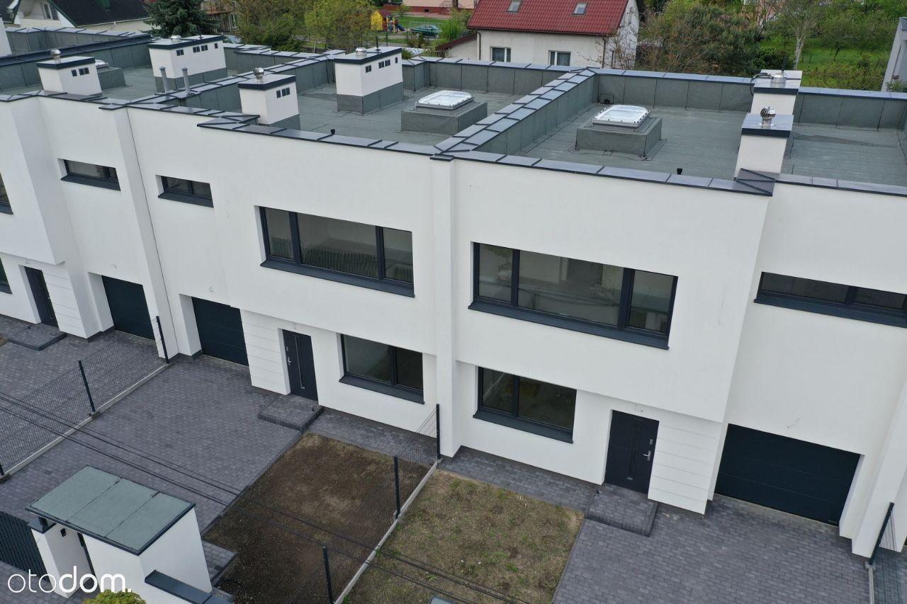 Gotowy dom w zabudowie szeregowej, Wysoki standard