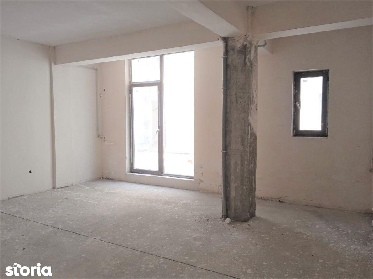 51 000 euro | Apartament 2 camere 91 mp cu terasa | Piata Rahovei |