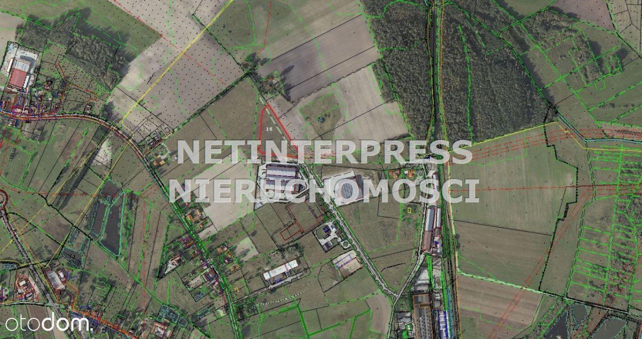 Działka, 14 183 m², Nidzica