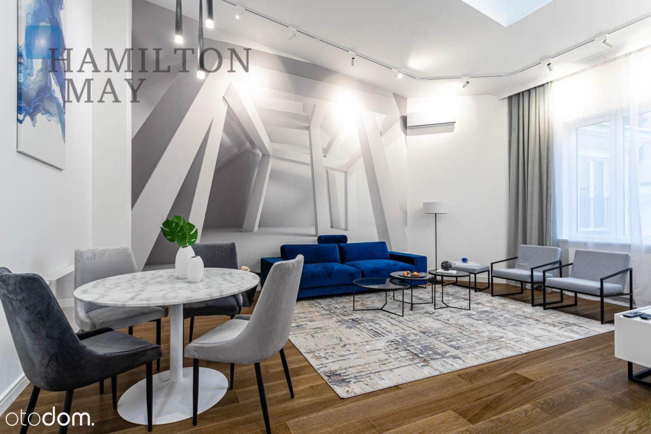 Nowy apartament w zrewitalizowanej kamienicy