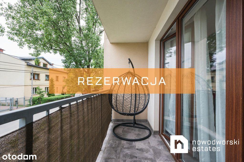 3 pokoje   balkon   zamknięte osiedle   Płaszów !