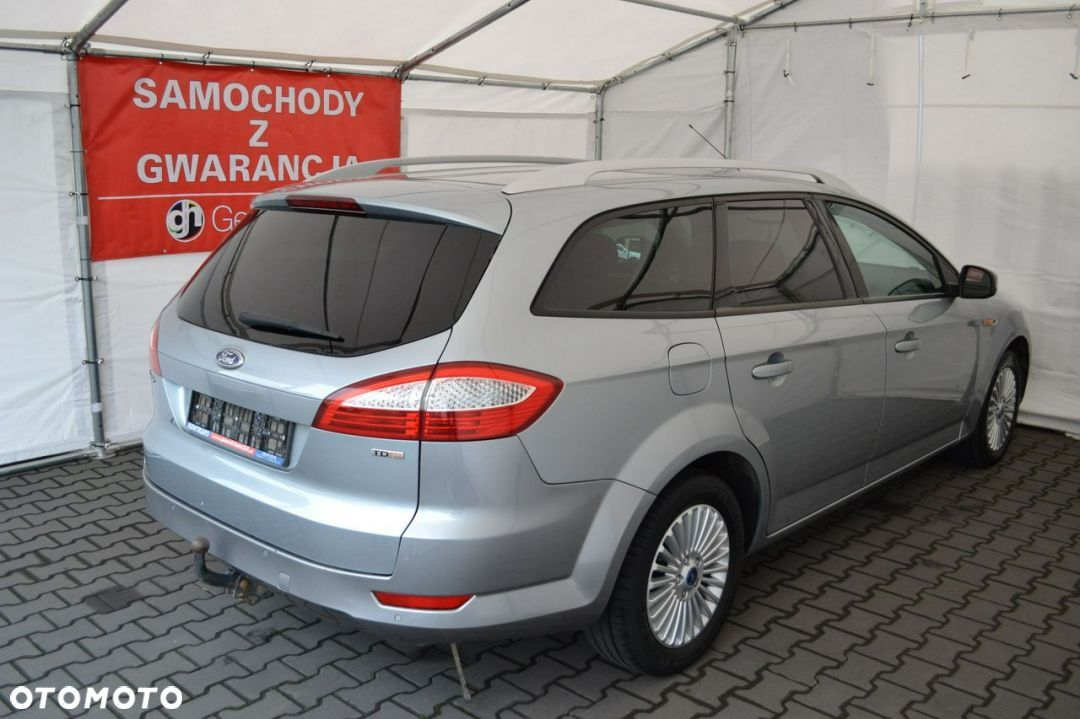 Ford Mondeo Ford Mondeo Mk4 // 2008 R // Tempomat // 4x El. Szyby - 4