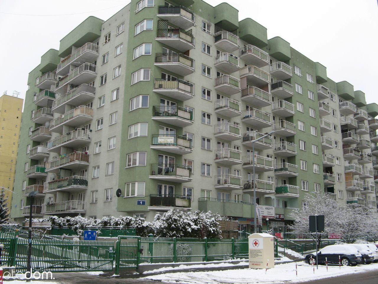 Syndyk sprzeda 2-pokojowe mieszkanie w Markach
