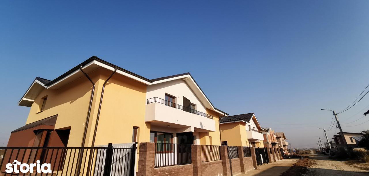Ambasador Residence 5 camere 687 EUR/MP construit toate utilitățilet