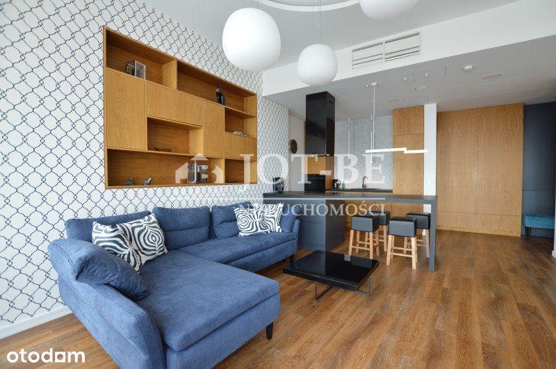 Apartament na XVI piętrze - Gwiaździsta | Garaż