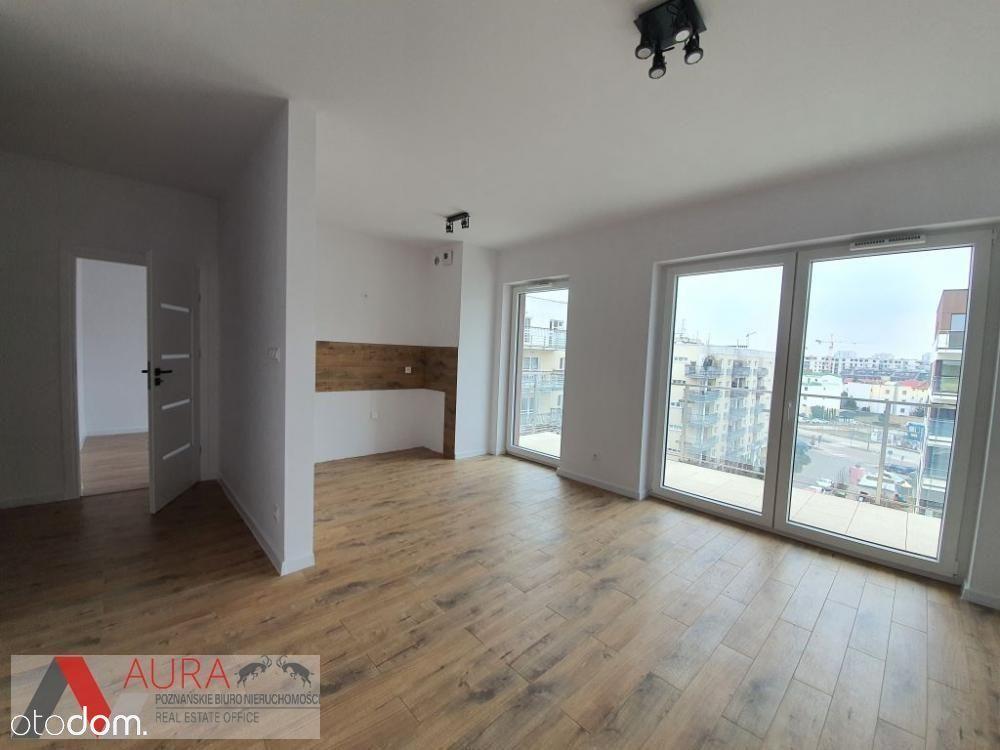 Mieszkanie, 45 m², Poznań